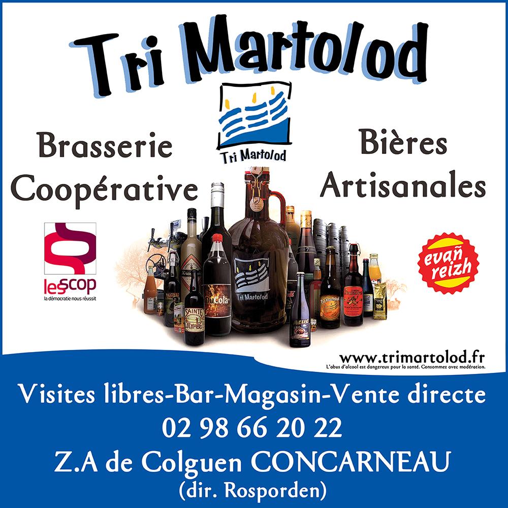 Brasserie Tri Martolod