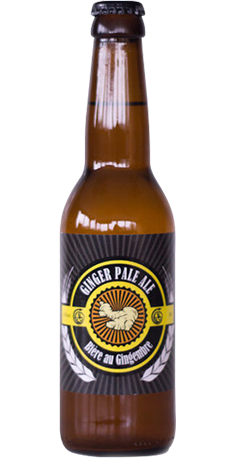 GPA : Ginger Pale Ale