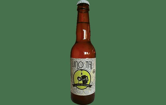 """In Vino'Tri Veritas"" : Hybride bière & vin"