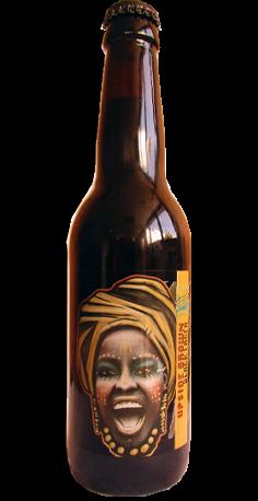 Upside Brown Black Lager