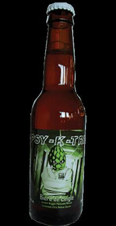 PSY K TRI : Bière de Cinglé Édition Paranoïa 2020